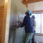 K様邸新築工事(282)左官工事-61の詳細へ