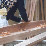 破風板のむくり加工の詳細へ