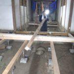 破風と床工事の詳細へ