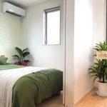 新島モデルハウスの展示品 手づくり家具 ベッドの詳細へ