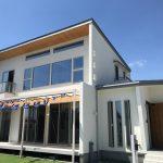 今週末はお休みさせて頂きます~新島モデルハウスの詳細へ