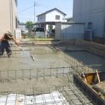 コンクリート打設の詳細へ