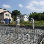 K様邸新築工事(26)配筋検査の詳細へ