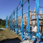 K様邸新築工事(65)建て方下準備の詳細へ