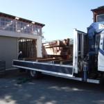 K様邸新築工事(61)材料搬入の詳細へ