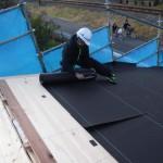 K様邸新築工事(73)むくり屋根①の詳細へ