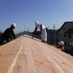 K様邸新築工事(74)むくり屋根②の詳細へ
