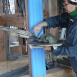 K様邸新築工事(104)壁塗り左官工事⑱の詳細へ