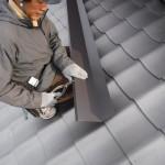 K様邸新築工事(117)越屋根雨押え工事の詳細へ