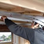 K様邸新築工事(116)越屋根シート貼り工事の詳細へ
